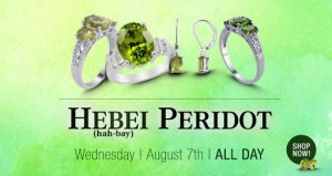 LC Presents: Hebei Peridot | August 7th | All Day