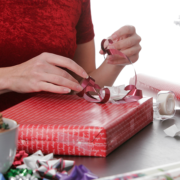 Consult our guide for gift wrapping tips!