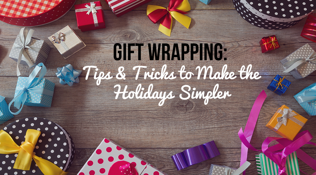 Gift Wrapping Tips and Tricks WP