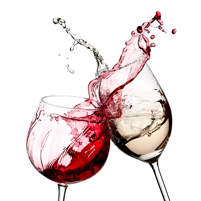 how to drink red wine for glowing skin