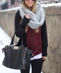 Winter Layered Look