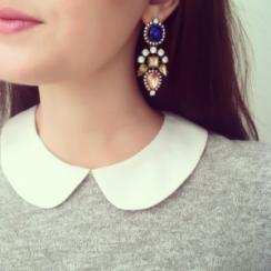 Show-Stopping Earrings