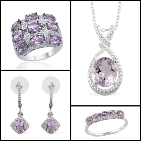 Rose de France Jewelry Designs